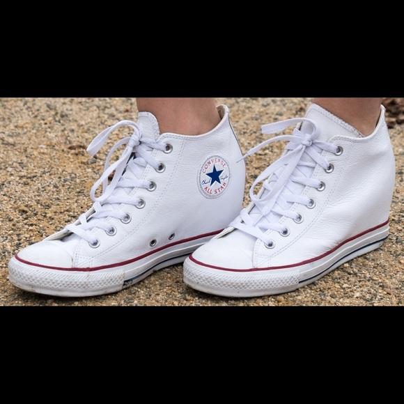 Converse Shoes - Women s Converse Chuck Taylor Wedge sneakers 967de6e66